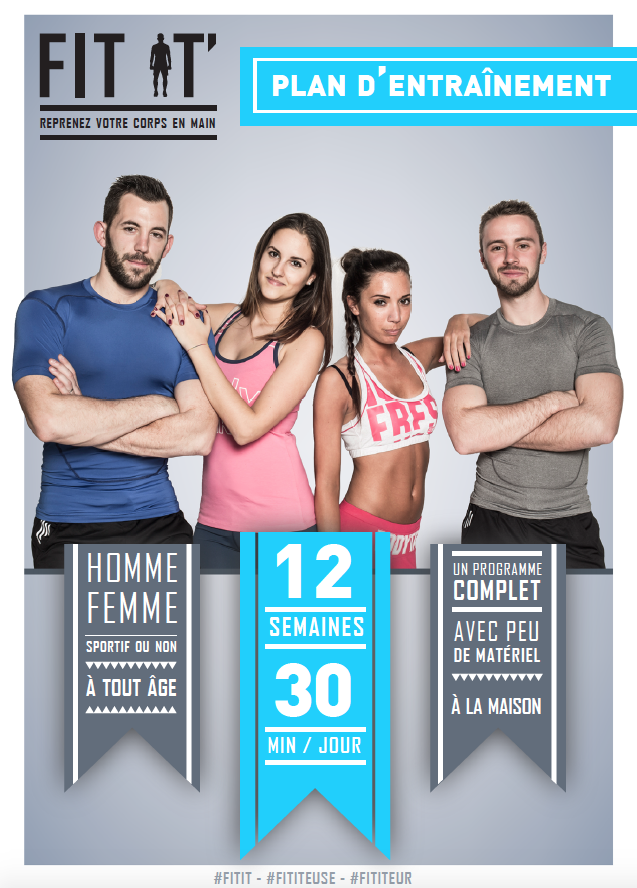 bienfaits du sport - Fit It