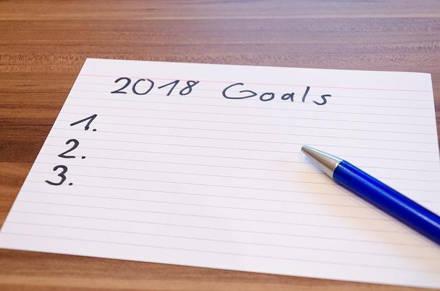 Bonnes résolutions-développement personnel